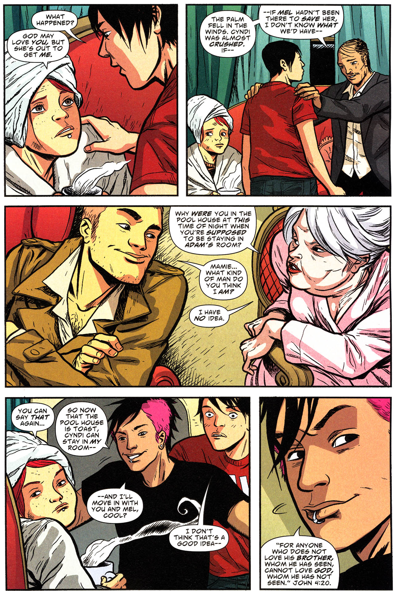American Virgin issue 14 - Page 8