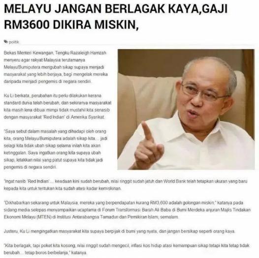 Kenapa Gaji Fresh Graduate RM 3,600 Tahun 2016 Tidak Cukup? Ini Penjelasannya.
