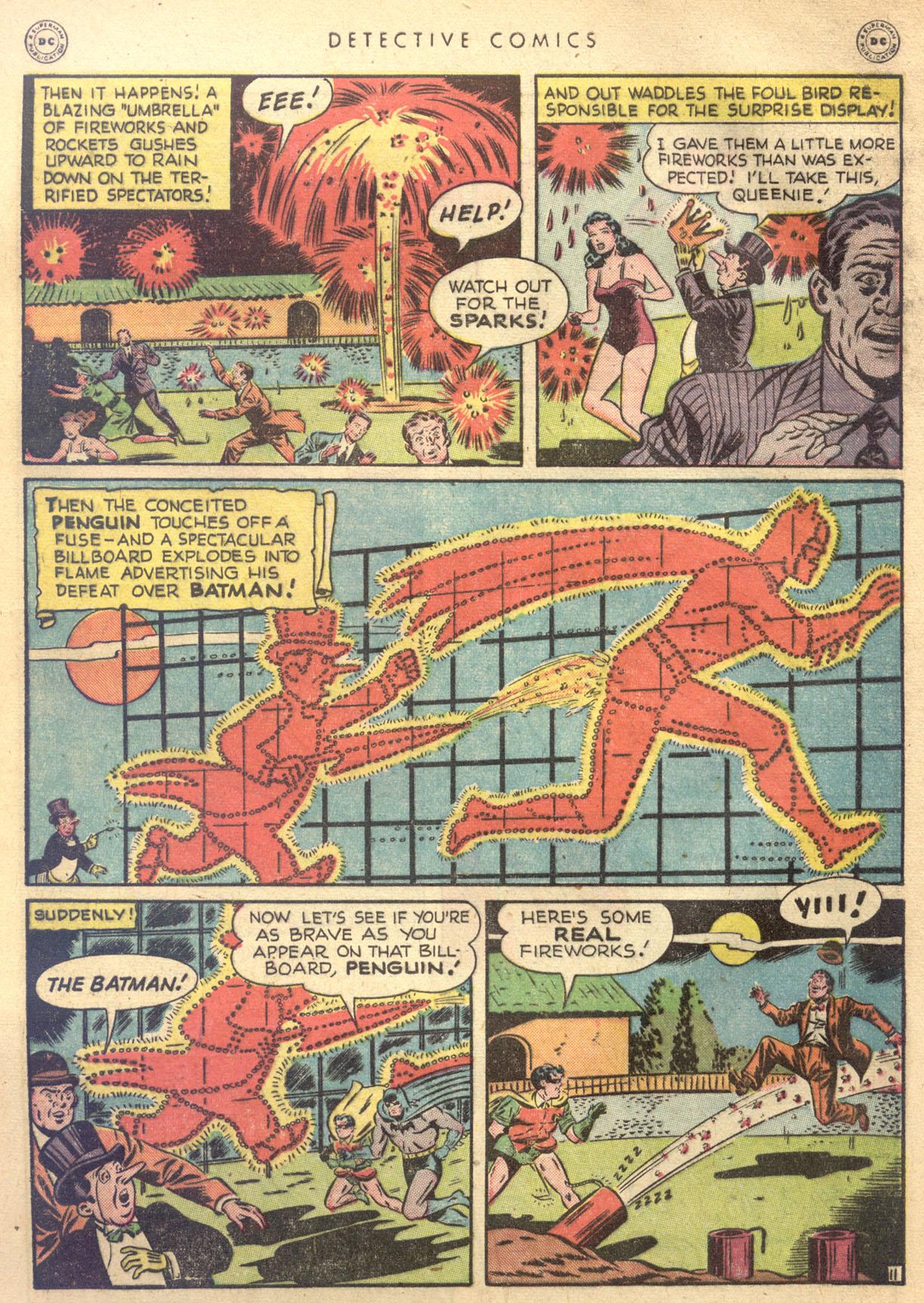 Read online Detective Comics (1937) comic -  Issue #134 - 13