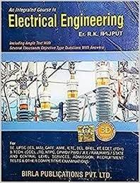R.K Rajput Objective Integrated Course In Electrical Engineering PDF