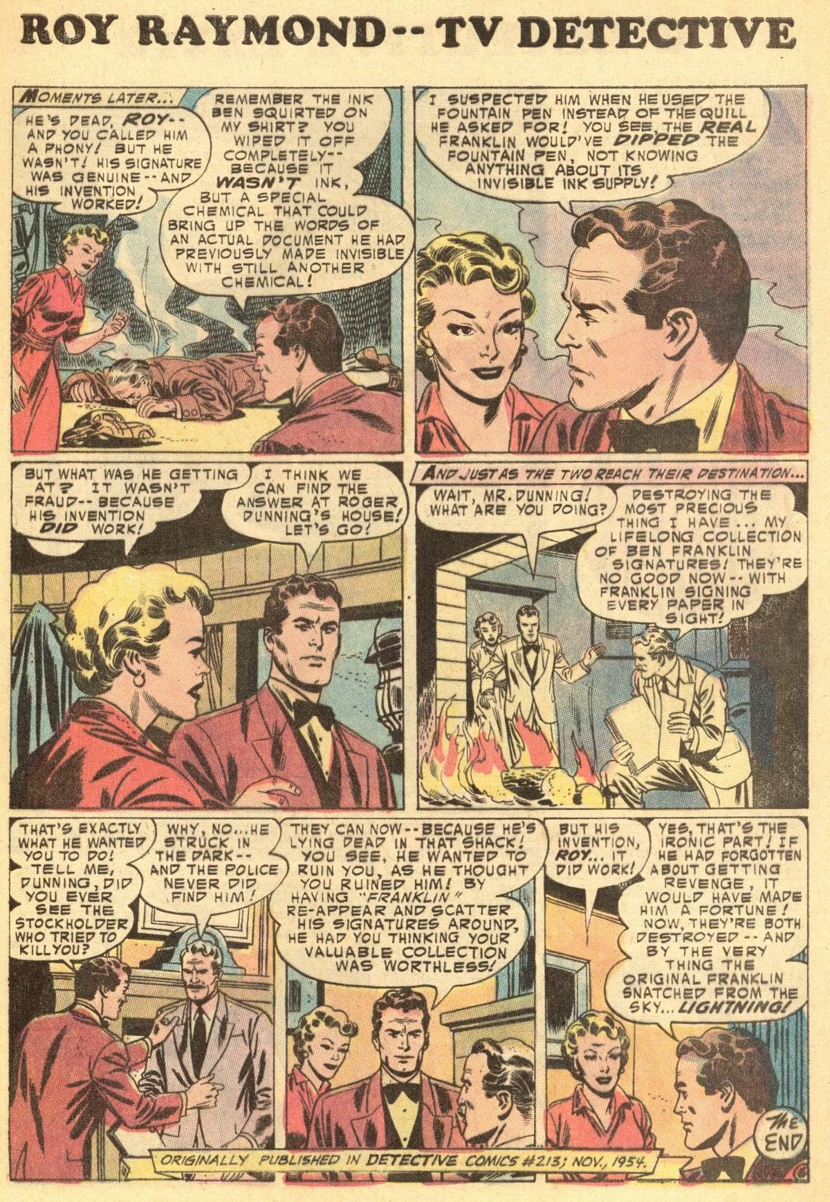Detective Comics (1937) 419 Page 40