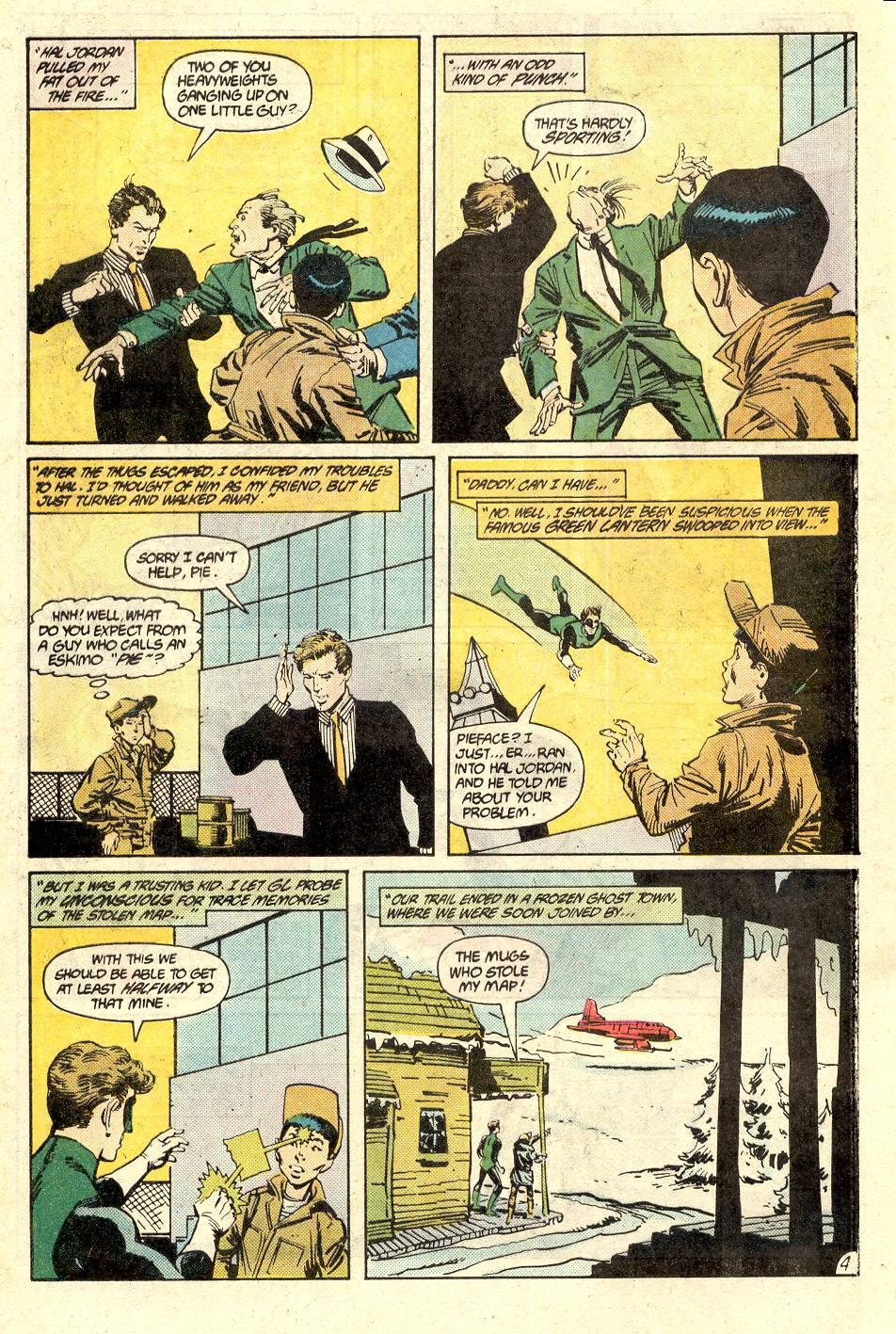 Read online Secret Origins (1986) comic -  Issue #36 - 23