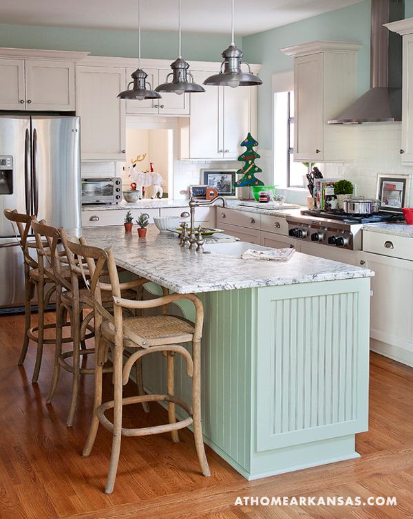 Turqoise Kitchen: Tasty Turquoise Kitchens