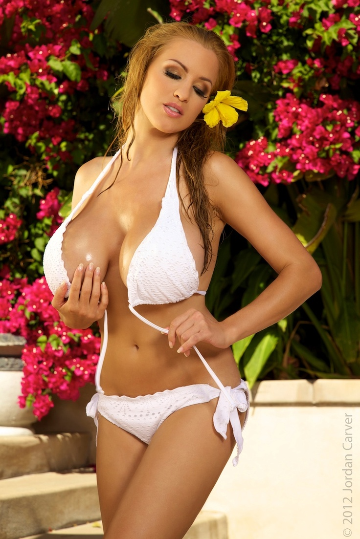 Jordan Carver Hot Boobs Collections - Big Boobs Jordan Carver-5244
