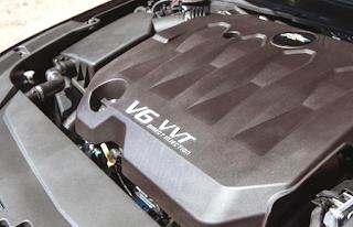 2019 Chevrolet Impala Engine