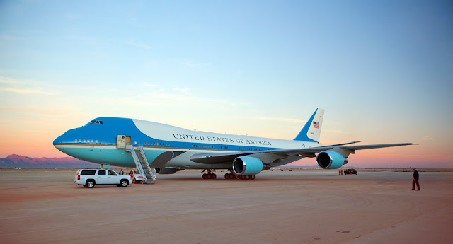 air force one boeing vc-25
