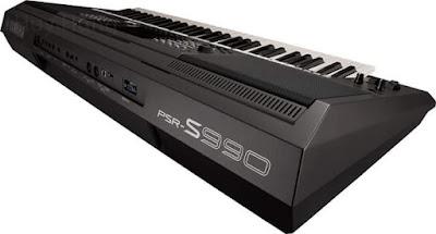 đàn organ yamaha psr-s990