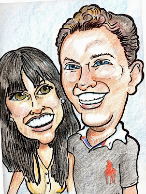 custom, caricature, unique gifts, protraits, caricaturesbyleona