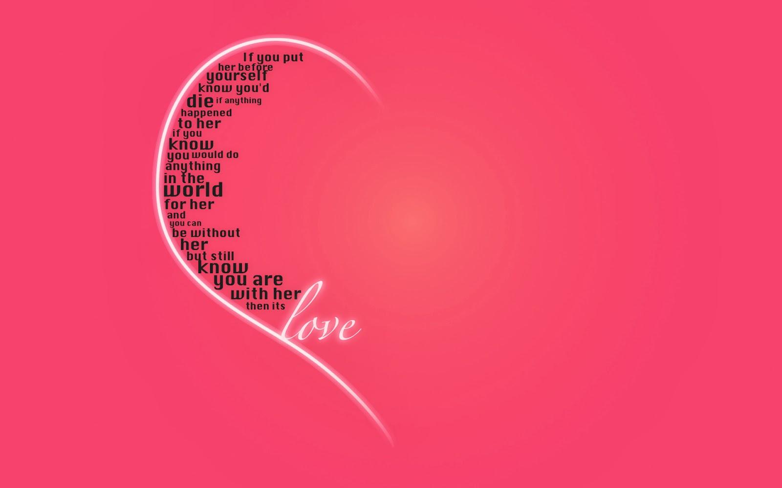 Fondos De Pantalla Animados De San Valentín: Imagenes Hilandy: Fondo De Pantalla Dia De San Valentin Love