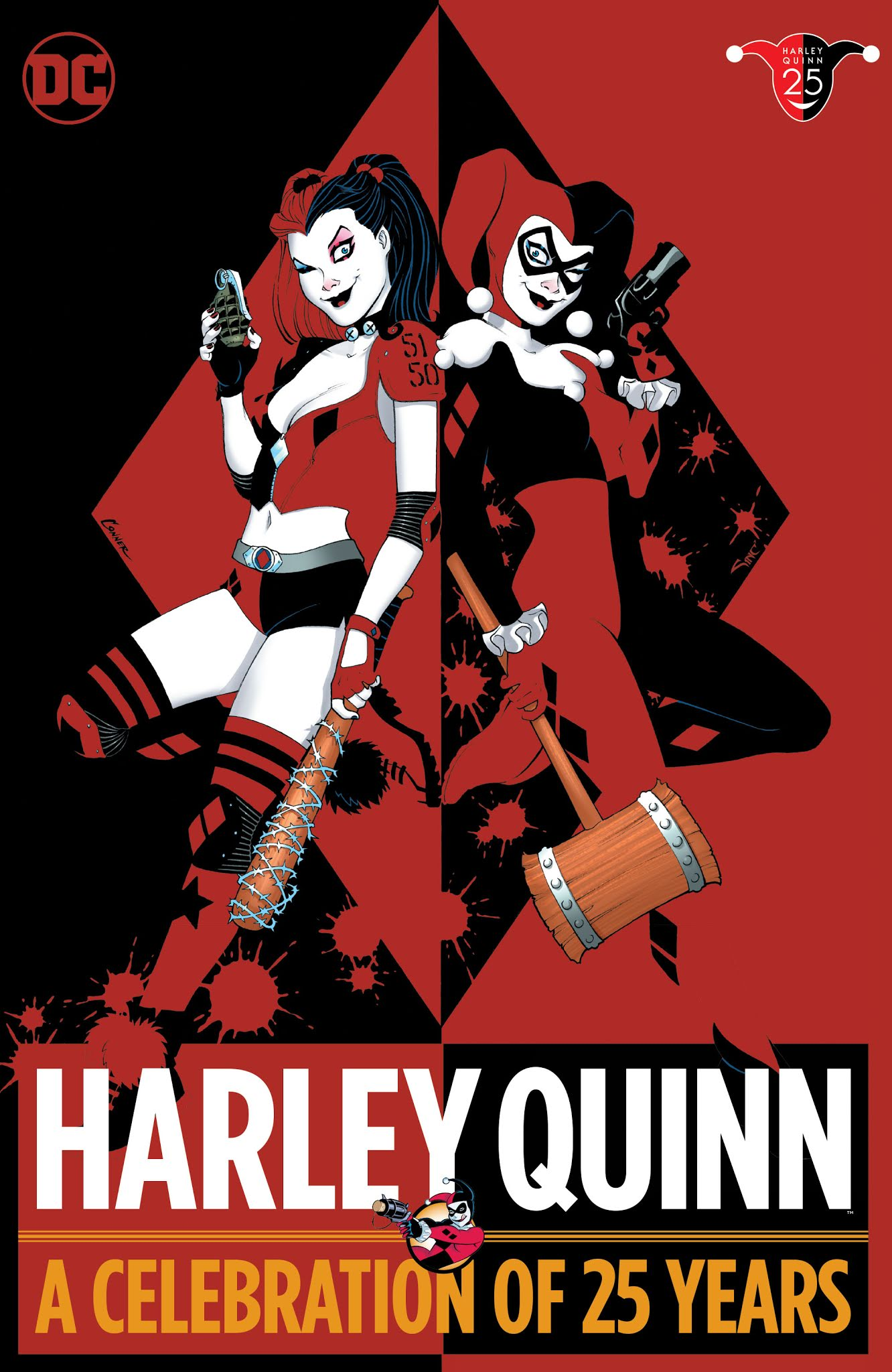Harley Quinn: A Celebration of 25 Years TPB (Part 1) Page 1