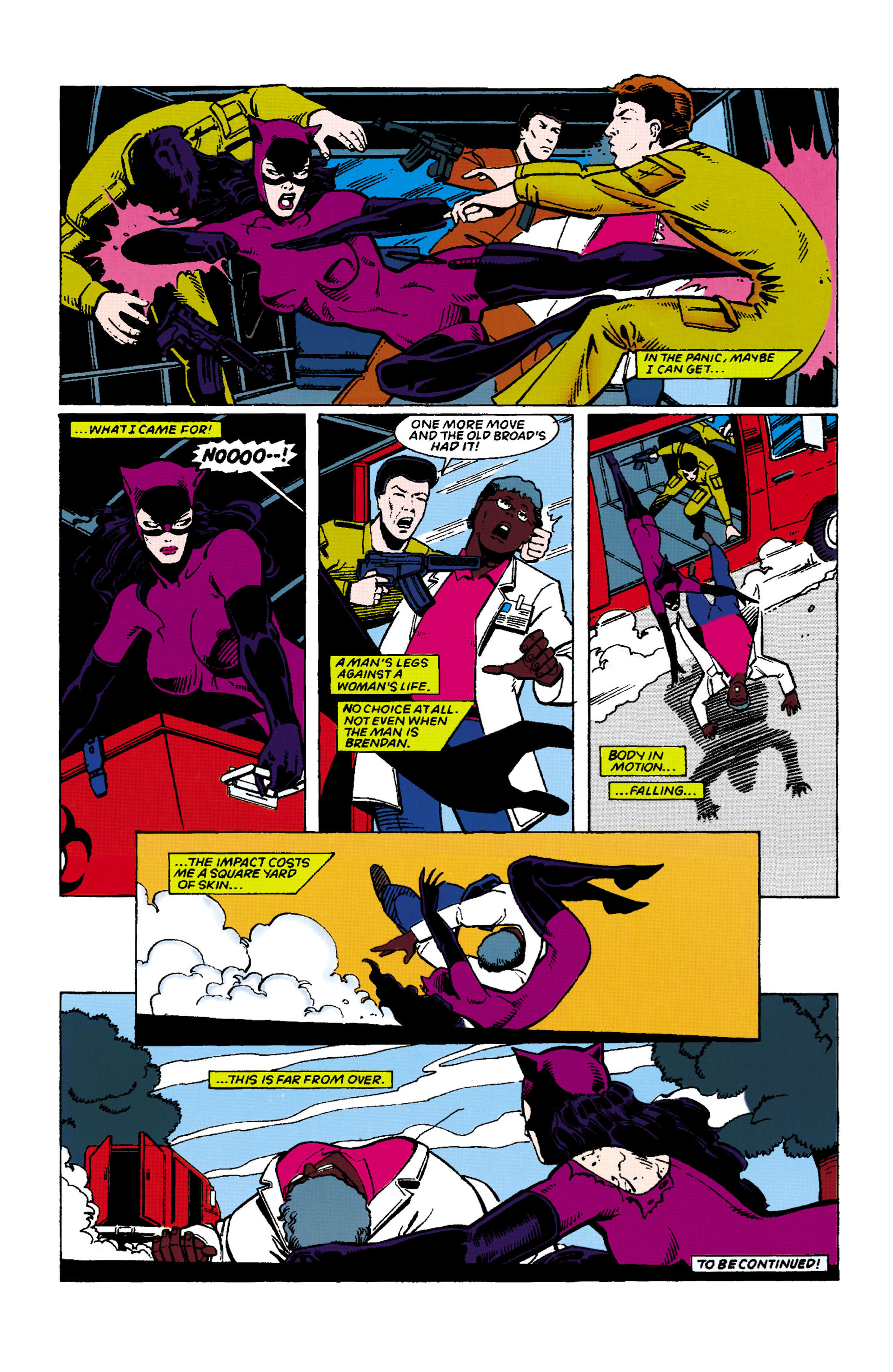 Catwoman (1993) Issue #10 #15 - English 23