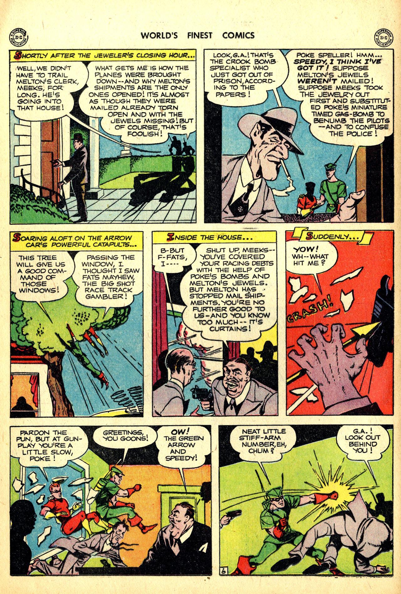 Read online World's Finest Comics comic -  Issue #18 - 54