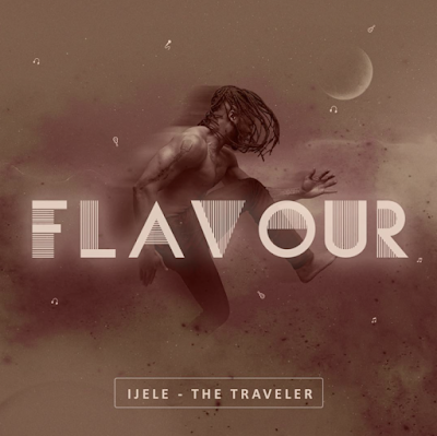 "Flavour Unveils ""Ijele – The Traveler"" Album Artwork (See Photos)"