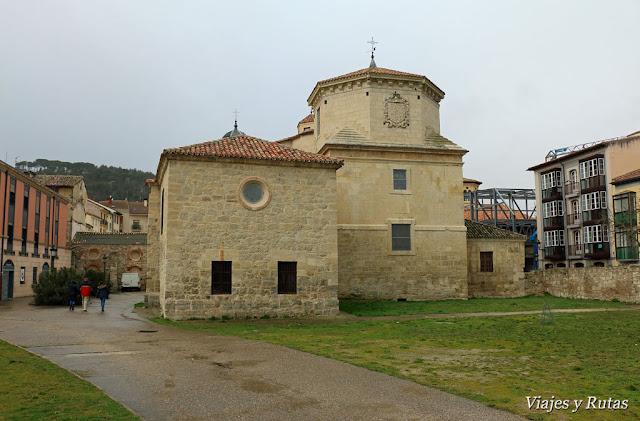 Excolegiata de Santa María de Briviesca