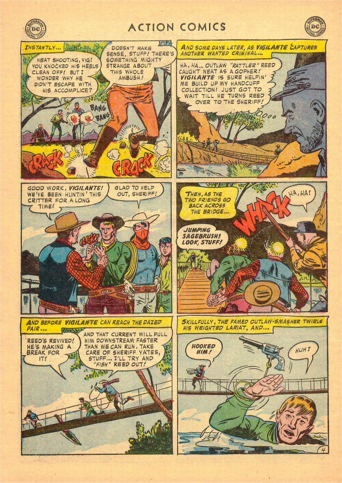 Action Comics (1938) 170 Page 35