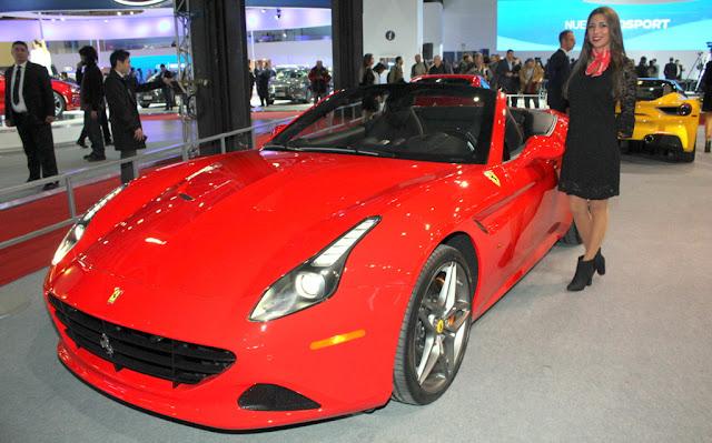 Modena Auto Sport sorprende con el stand mas lujoso del #SalonAutoBA