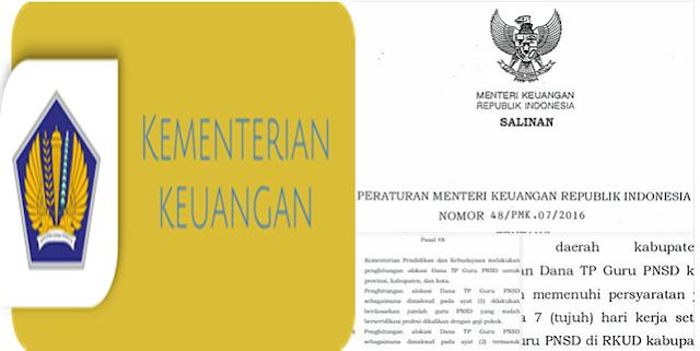 Tunjangan Profesi Triwulan II Disalurkan Tanggal 1 Agustus 2016