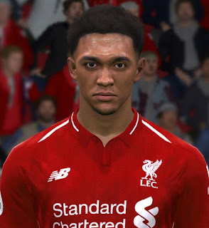 PES 2017 Faces Trent Alexander-Arnold by ABW_FaceEdit