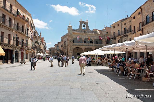 Ciudad-Rodrigo-Plaza-Mayor