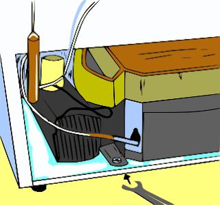 motore-frigorifero