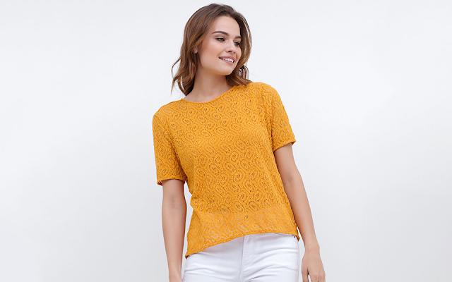 Amarelo manga é uma das apostas de cor para o verão