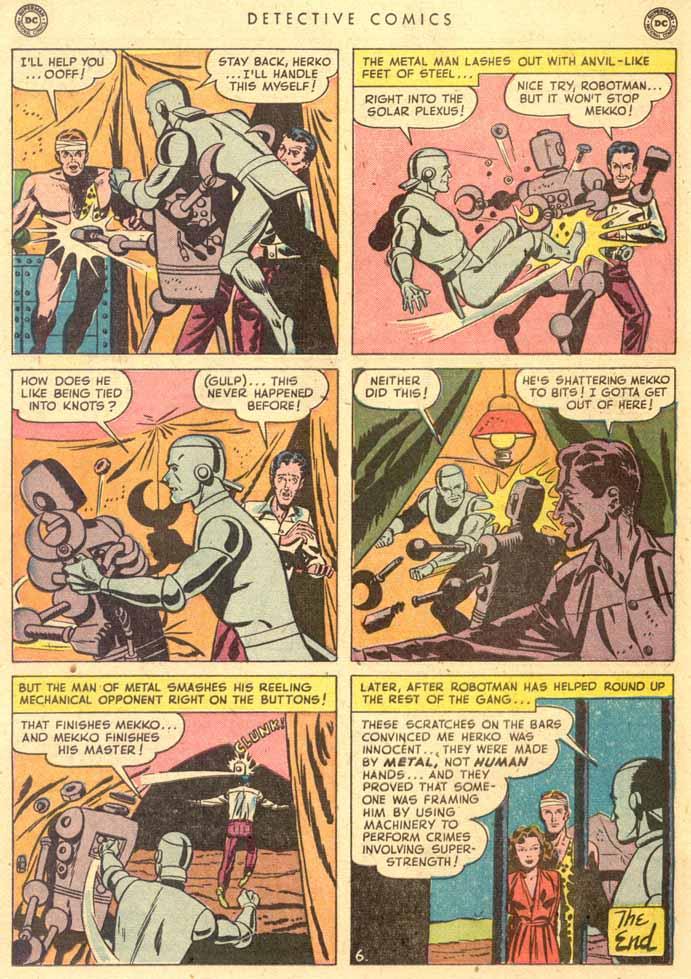 Read online Detective Comics (1937) comic -  Issue #159 - 32