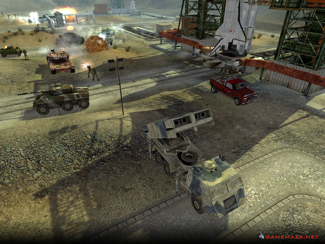 War on Terror Gameplay Screenshot 2