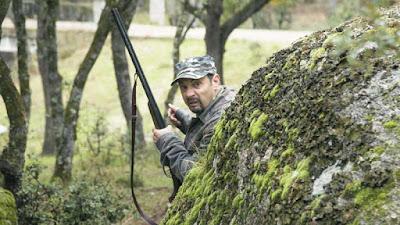 dia de caza en Villazarcillo