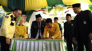 Pilbup Jombang 2018, Partai Golkar Usung Petahana Gandeng PKB