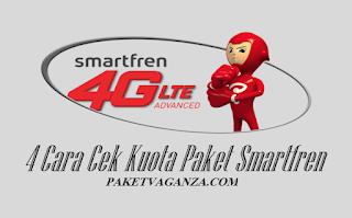 Cara Cek Kuota Smartfren 4G LTE GSM Terbaru 2019