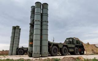 Sistem Rudal S-400 Buatan Rusia