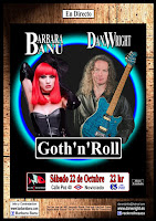 Goth 'n' Roll, El pez eléctrico
