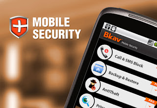 تحميل برنامج Bkav Mobile Security انتى فيرس للاندرويد مجانا