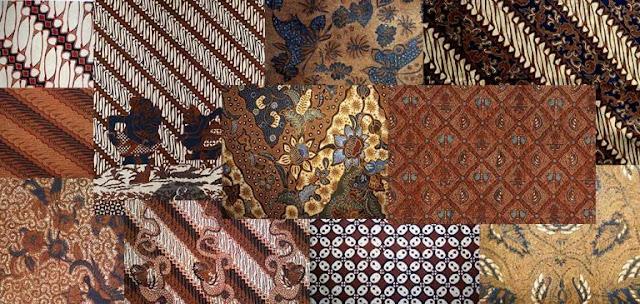 Pengertian Batik & Asal-Usulnya