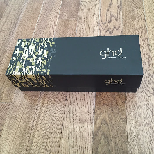 "Beauty Babble: Flat Irons First Impressions & Comparison: GHD Classic 1"" Styler vs. CHI G2 1"" Ceramic & Titanium Flat Ironac"