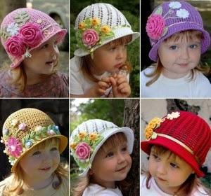 Saída de Emergência  Faça   Venda - Chapéu de Crochê Infantil - É lucro  certo! caeb296ef2f