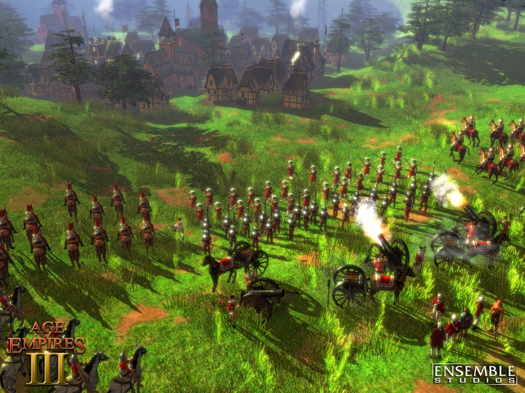 Age Of Empires Wallpaper: Age Of Empires 3 Wallpaper