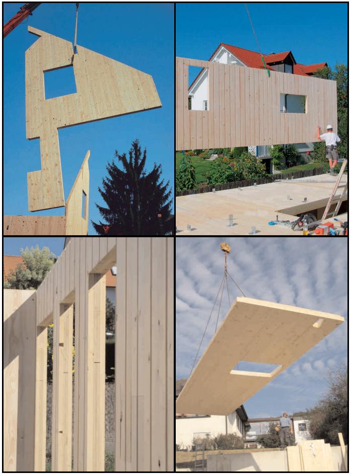 Quercioli consulenza per falegnameria blog le moderne for Case legno xlam