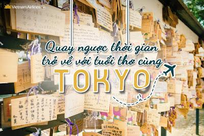 Trở về với tuổi thơ cùng Tokyo