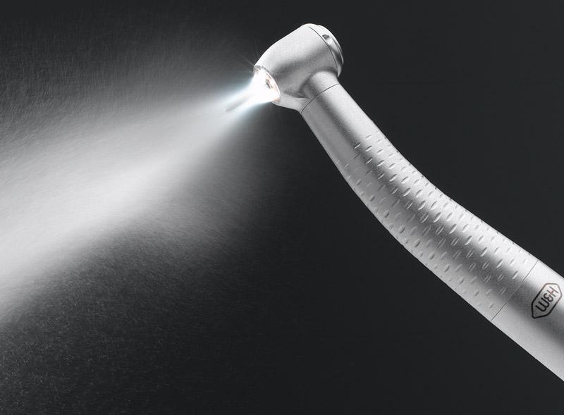 Fiber Optic Hand Piece