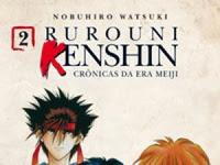 Resenha Rurouni Kenshin Nº 2