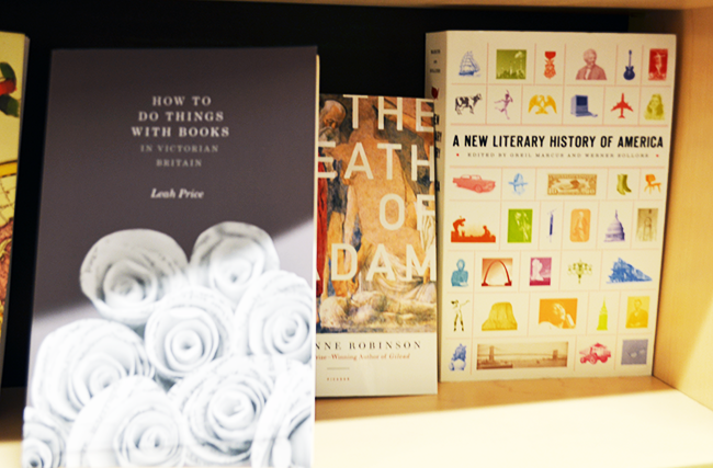 The Literary History of America