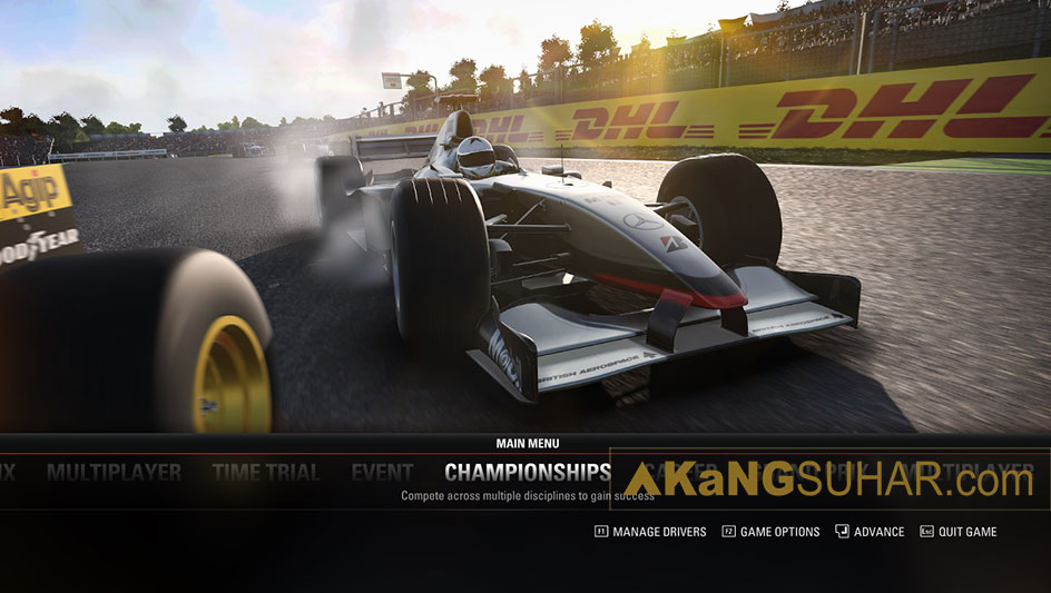 Gratis Download F1 2017 Special Edition Plus DLC Full Crack Terbaru