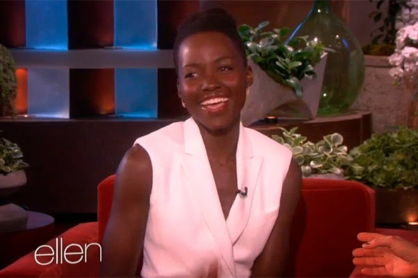 Lupita Nyong'o a romance with Jared Leto: