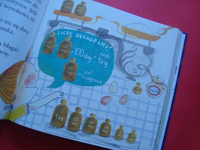 elementarz matematyczny, książka dla dzieci