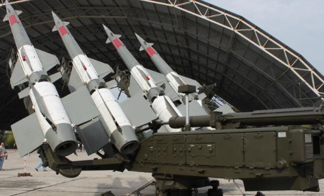 ВМС Украины получат новую зенитно-ракетную часть. Располагаться она будет в Очакове