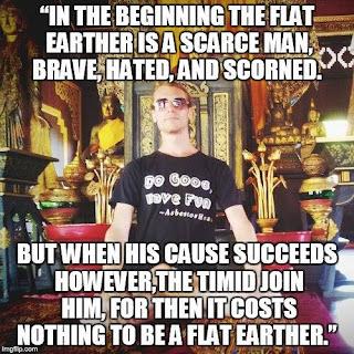The Flat Earth Truth 12802759_10154605676718916_2644048399826967286_n