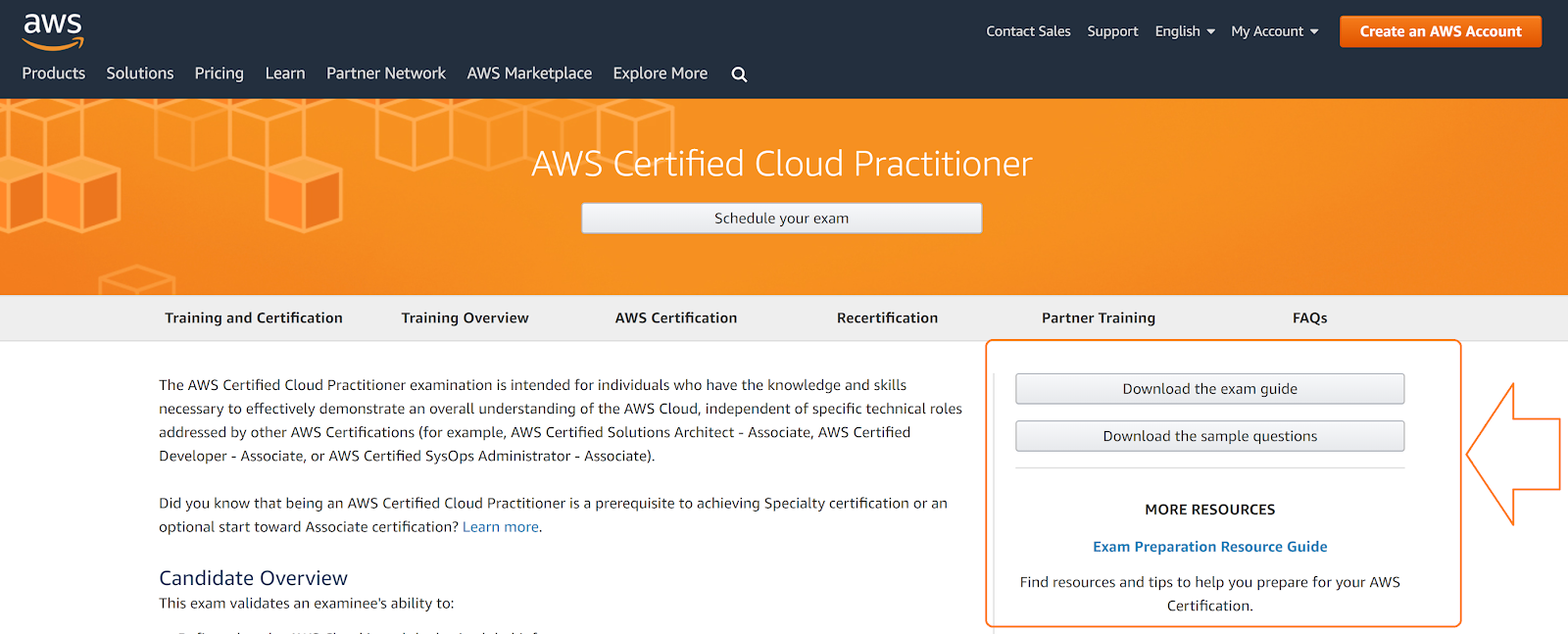 Virtualization The Future: AWS Certified Cloud Practitioner Exam