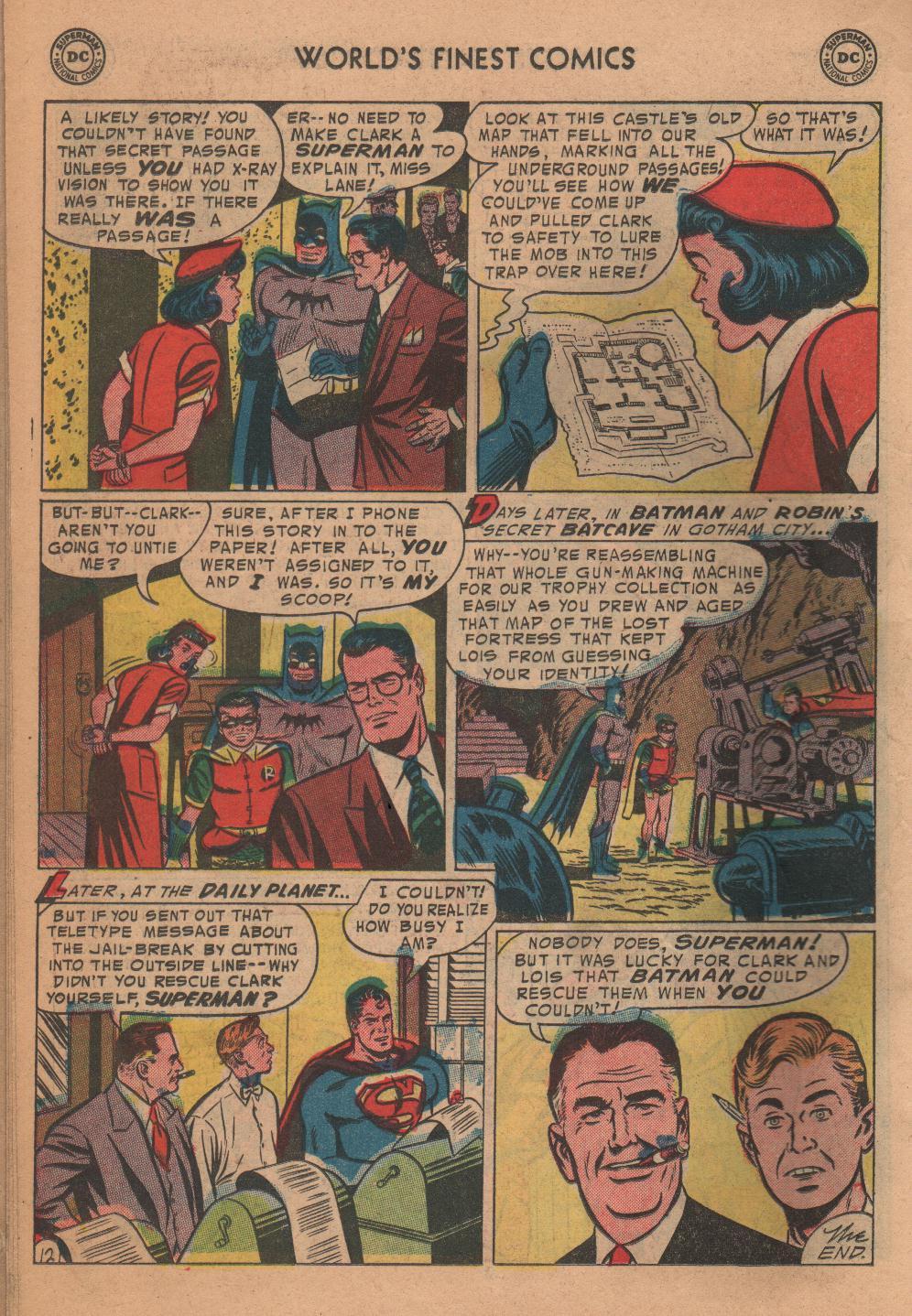 Read online World's Finest Comics comic -  Issue #72 - 14