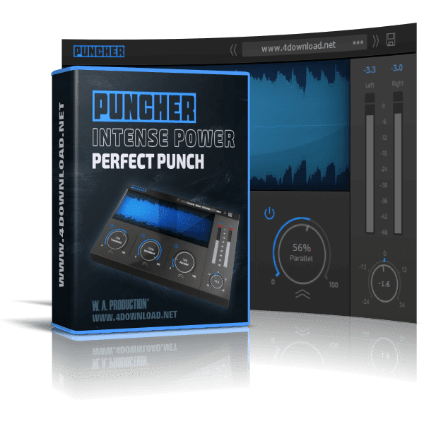 W. A. Production - Puncher v1.0.1 Full version